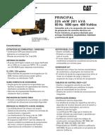 Especificaciones tecnicas C9