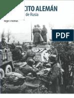 El ejercito alemán en Moldavia