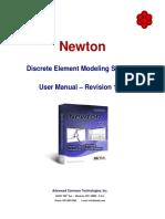 Newton Manual