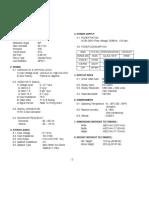 STUDI DataSheet