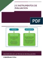 TECNICAS E INSTRUMENTOS DE EVALUACION.pptx