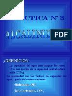 Alcalinidad