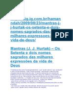 Mantras.doc
