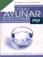 AYUNO EFECTIVO
