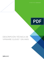 VMC on AWS Descripcion Tecnica