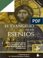 El Evangelio de Los Esenios I - Edmond Bordeaux Szekely