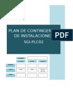 Plan de Contingencia Instalaciones.doc