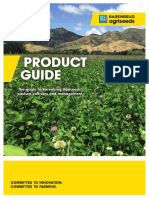 2019 Autumn Product Guide Web Version