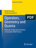 Operators, Geometry and Quanta.pdf
