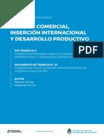 CADENAS DE VALOR GLOBALES COMO ESTRATEGIA DE INTERNACIONALIZACIÓN (Paloma Ochoa & Alejandro Vicchi)