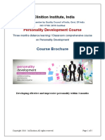Personality Development course brochure PDP.pdf