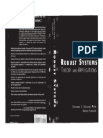 Class Notes Robust Control