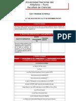 Plan y Programa de Peritaje