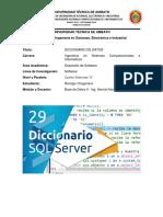TAREA DICCIONARIO DE DATOS.docx