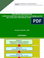 PVPP  Exposicion para planes viales Set 2008.ppt