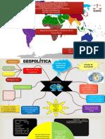 Mapa Mental de Geopolitica