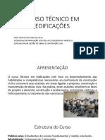 Curso Técnico Em Edificações - Ita (Estudante)