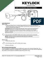 Manual de Operacion Llave Tubular