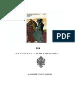 Lernet Holenia Alexander - Mayerling Y Otros Relatos