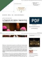 Apocalipsis Mariano - La Flagelación de La Iglesia - Segunda Parte