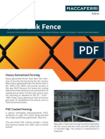 Chain Link Fence Brochure-New