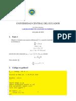 Informe Metodo Euler