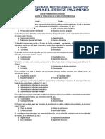 Evaluación Prime Parcial LEGISLACION - Copia