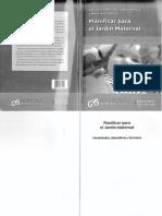Andersson, Pereyra, Volturo- Planificar Para Jardin Maternal