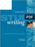 Liz Hamp-Lyons, Ben Heasley - Study Writing_ a Course in Written English for Academic Purposes-Cambridge University Press (2006)