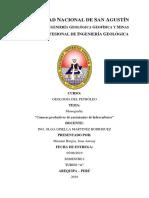 1 Cuencas Sedimentarias en El Peru