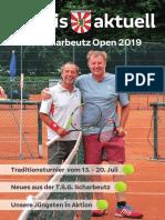 Tennis Aktuell 2019