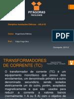 TC's Transformadores de Corrente -AULA 3