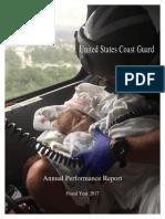 Coast Guard 2017 Performance Report