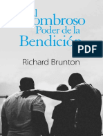 Brunton-The Awesome Power of Blessing Spanish -eBook