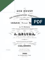 IMSLP219510-PMLP363284-Reicha - Die Kunst Der Dramatische Composition (Compositionlehre Ed.czerny)