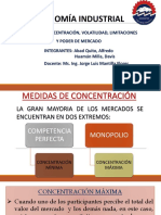 Medidas de La Estructura Industrial.1[1]