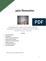 Terapias Humanistas