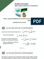 TEMA 11 ANALISIS DIFERENCIAL DEL FLUJO DE UN FLUIDO.pptx