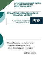 Tema 1 ESTRATEGIAS DE ENSEÑANZA.ppt
