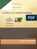 Exposición Ética