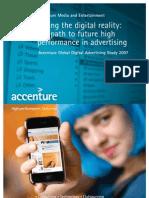 Digital Advertising Study 98