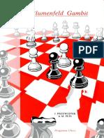 Cadogan Chess - The Blumenfeld Gambit