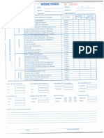 Modelo - Informe Técnico - Parámetros - In Situ