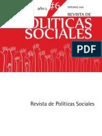 Políticas Sociales