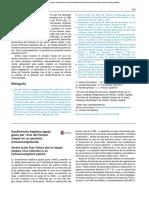 Ficha Insuficiencia Hepática en Inmunocompetentes
