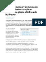 Noticia NG Power