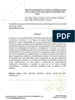 Informe Solubilizadores de Fosfato y Celuloliticos