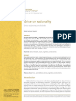 Grice on rationality