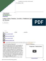 TU ABANDONO_ Letra, Acordes y Tabs (Proyección).pdf
