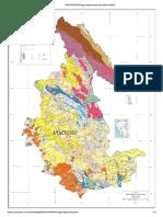 Mapa Geologico de Ayacucho